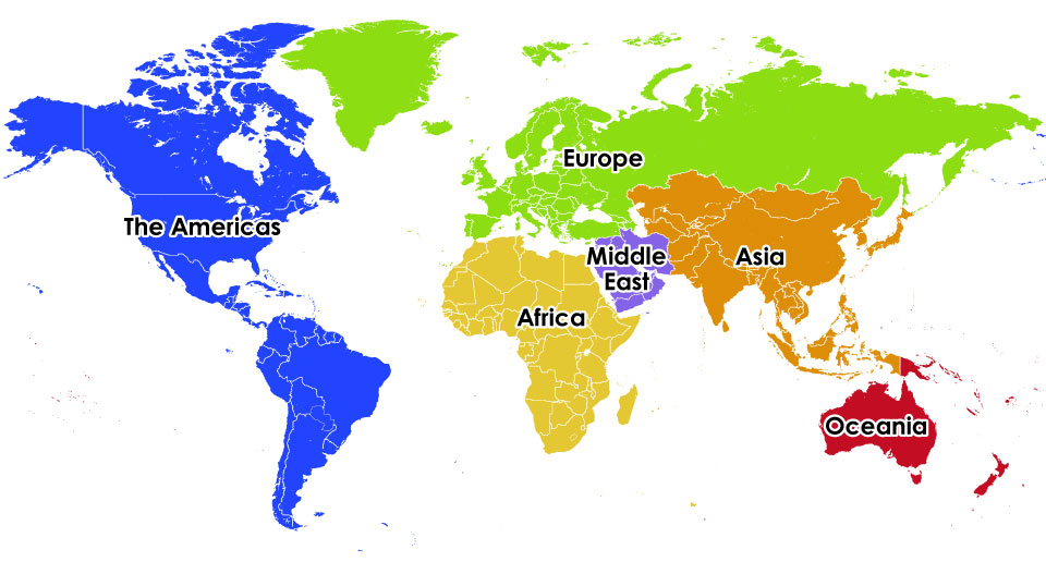 Sales offices | Graphtec Corporation on country maps, sales area maps, sales geography maps, phone maps,