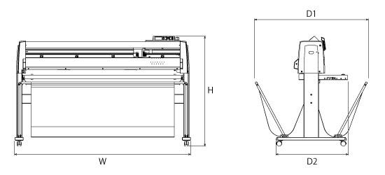 FC9000寸法